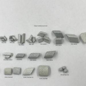 Chips para tamboreamento de aluminio